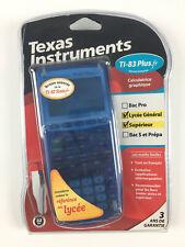 Calculatrice Ti 83 Plus + fr / Texas Instruments Graphique et Scientifique