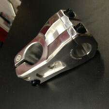 Salt Plus Zero bmx stem front load polished custom profile 1 1/8 S&M sunday