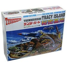 The Thunderbirds ~ Tracy Island ~ Model Kit by Aoshima Models