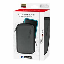 Hori JAPAN Nintendo 2DS LL Official Licensed Slim Hard Pouch Case Black