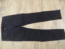 MAISON SCOTCH coole slim fit Jeans schwarz Gr. 29/32 TOP KoS1217