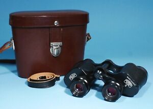Carl Zeiss Jena 8x30 Deltrintem 1Q Multi Coated Binoculars * Sharp Optics