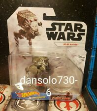 Star Wars Hot Wheels AT-ST RAIDER THE MANDALORIAN case F 2020
