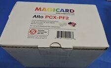 Magicard Alto PCX-PF2 Color Ribbon & Card Dispensers YMCKO 100 Shot prints PCF2