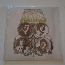 THE KINKS -SOMETHING ELSE- 2011 UK NUMBERED LTD. EDITION 2LP COLOR VINYL SEALED
