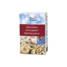 Dansukker Parlsocker Coarse Pearl Sugar (500g)