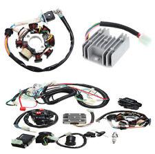 125-250CC Motorcycle Engine Quad Wire Harness+Twin Plug CDI+Rectifier+Spark Plug