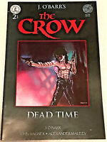 CROW: DEAD TIME#2 VF/NM 1996 KITCHEN SINK COMICS