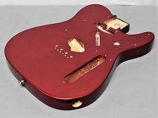 2013 Fender Classic 60's Tele BODY Candy Apple Red Vintage 63 RI Electric Guitar