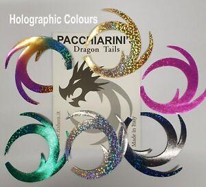 PACCHIARINI's NEW DRAGON Tail's XXL size  for Tying Predator Flies