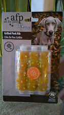DOG CHEWS,ALL FOR PAWS,HONEY & CARAMEL FLAV, EX PET SHOP FLOOR STOCK 20% OFF RRP