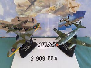 Atlas Editions WWII British Hawker Tempest V & German Messerschmitt Me 262