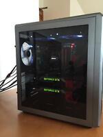 Ultimate Cube Gaming PC - i7 6700K 4.60GHZ - GTX 1080 - 32GB DDR4 - 750W PSU