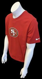 Nike Men's San Francisco 49ers Frank Gore #21 Red NFL Football Shirt Size Large