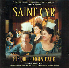 CD John CALE Saint Cyr OST Musique de film 2000 11T RARE