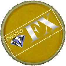 32g Diamond FX (DFX) Professional Face Paint ~ Metallic Colours