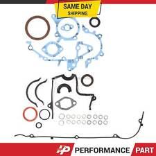 Lower Gasket Set for 88-97 Kia Sephia Mazda 323 MX-3 Mercury Capri 1.6 B6 B6T