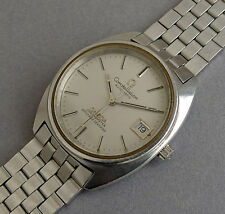 OMEGA CONSTELLATION Stainless Gents Vintage Automatic Calendar Watch 1978