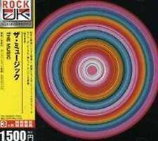 THE MUSIC Self title JAPAN SEALED CD BONUS UNRELEASE