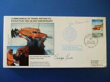 1988 transantarctic expedition couverture signée par jean alexandre [ Hilda Ogden ]