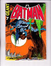 Batman  No.7   : 1973 :   : Neal Adams Cover! :   : French Copy? :
