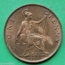 1897 Queen Victoria Penny UNC SNo32210