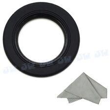 Eyecup Eyepiece fr Nikon D850 D810E D810 D800 D700 D500 as DK-17 w/Optical Glass