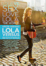 Lola Versus - DVD - Brand New & Sealed