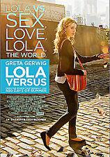 Lola Versus - DVD - Brand New & Sealed