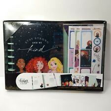 The Happy Planner Disney Princesses Guided Journal Box Set Rapunzel Pocahontas