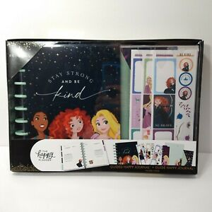 The Happy Planner Disney Princesses Guided Journal Box Set Rapunzel Pocahontas