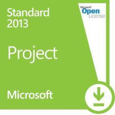 Microsoft  Project 2013 Standard - Deutsch - inkl. MwSt