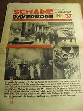 La Semaine d'Averbode 16 Septembre 1934 Notre-Dame de Guadeloupe