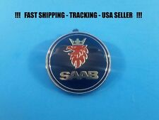 For Saab 900 - 9000 Front Hood Emblem Badge Bonnet Symbol Logo part# 5289871 USA
