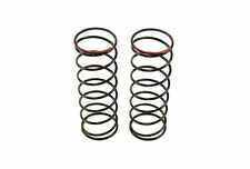 TD330191 SHOCK SPRINGS: FRONT RED (2PCS) DEX408 DNX408 TEAM DURANGO
