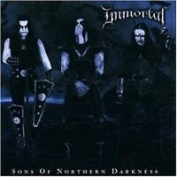 "IMMORTAL ""SONS OF THE NORTHERN DARKNESS"" CD NEU"