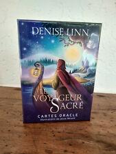 Oracle Le voyageur sacré nouveau jeu de cartes divinatoires neuf en Français