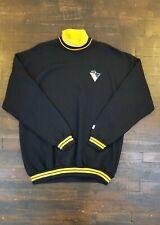 Vintage VTG 90s The Game Pittsburgh Penguins Turtleneck Sweatshirt Size XL