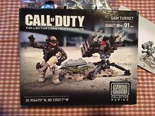 Mega Bloks -Call of Duty- Sam Turret 06867