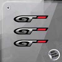 PEGATINA PEUGEOT 308 GT EMBLEM DECAL STICKER AUFKLEBER AUTOCOLLANT
