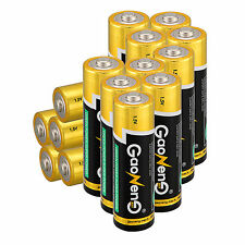 15pcs Gaoneng AA Alkaline Batteries 1.5v Bulk Batteries Power for Toy Home Use