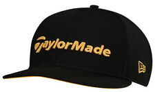 TaylorMade Performance New Era 9Fifty Snapback Golf Hat Black/Yellow New