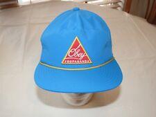 Obey Worldwide Propaganda blue 040 Mens hat adjustable snap back one size hat