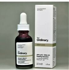 THE ORDINARY AHA 30% + BHA 2% Peeling Solution 30ml 10-Minute Exfoliating Face