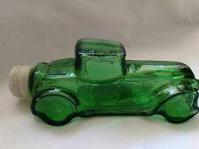 Avon Sterling six ll vintage collectable cologne decanter bottle car after shave
