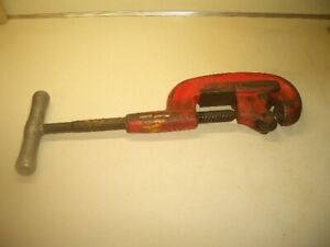 "RIDGID Heavy Duty Pipe Cutter Tool ~ No. 2A ~ Adjustable: 1/8"" to 2"" inch RIGID"