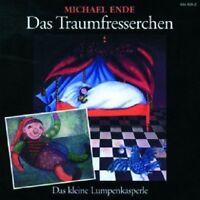 MICHAEL ENDE - DAS TRAUMFRESSERCHEN  CD  6 TRACKS KINDERHÖRSPIEL  NEU