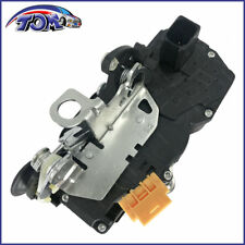 931-108 Door Lock Actuator Rear Left Integrated with Latch For Escalade Tahoe