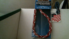 Titanium Sports Accessories Necklace [Brand New] Free 1 Day Shipping Red/White