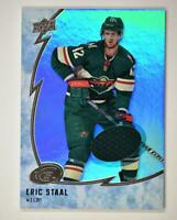 2019-20 ICE Jersey Parallel Jsy #45 Eric Staal - Minnesota Wild
